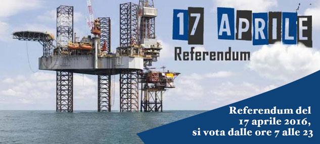 Referendum del 17 aprile - verso un voto consapevole