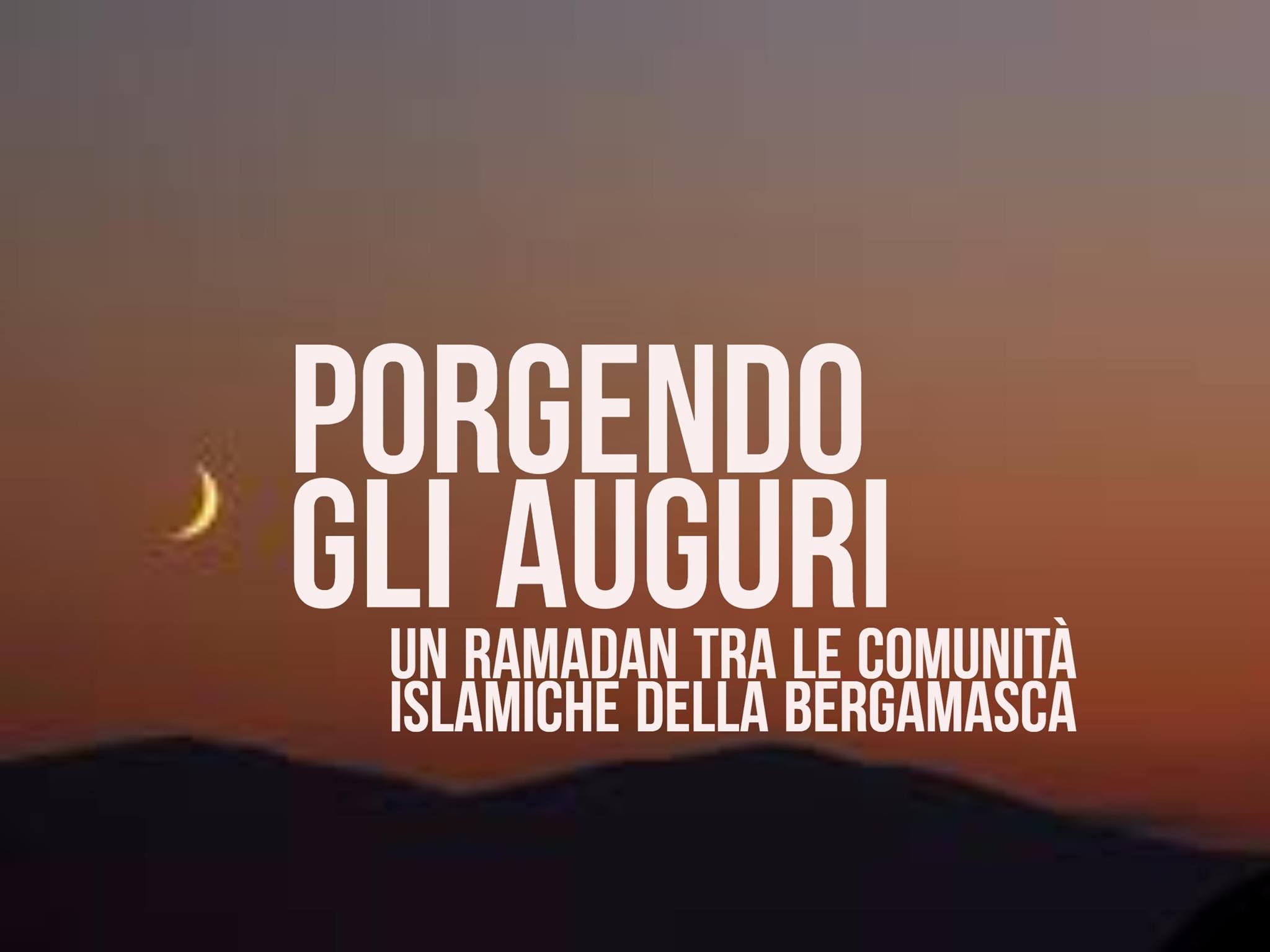 Porgendo gli auguri: un Ramadan tra le comunità islamiche della bergamasca